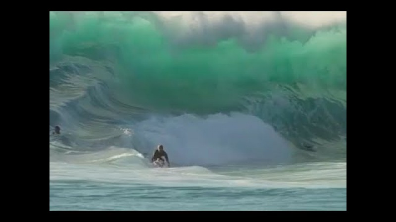 The Weirdest and Most Wonderful Waves of 2017