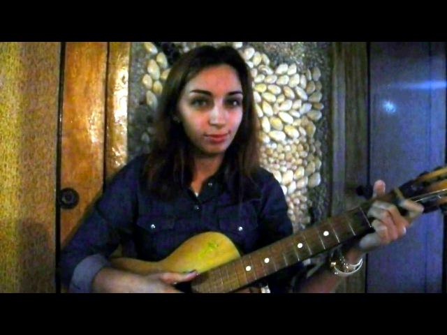 В любую погоду - песня на гитаре из фильма Жребий Судьбы guitar cover by Elena Malva