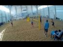Beach volley Cup U20 Russia 2018 M08 Gorbenko-Ivanov and Fonarev-Stalmanov