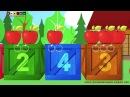 Мультфильмы Развивающий Мультик для детей от 3 х лет HD