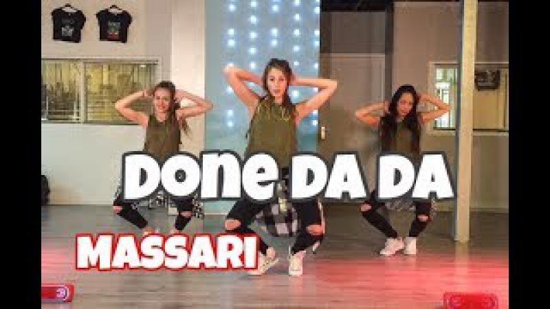 Done Da Da Massari Easy fitness Dance Baile Choreography Coreografia
