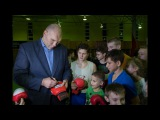 Экс-чемпион мира по боксу Николай Валуев в Удомле