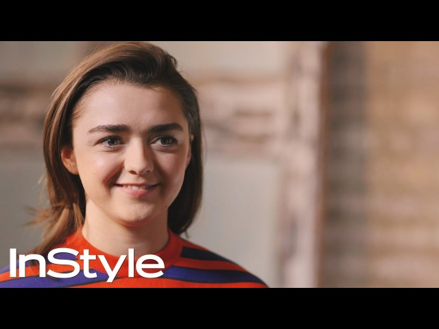 Мэйси Уильямс Instyle
