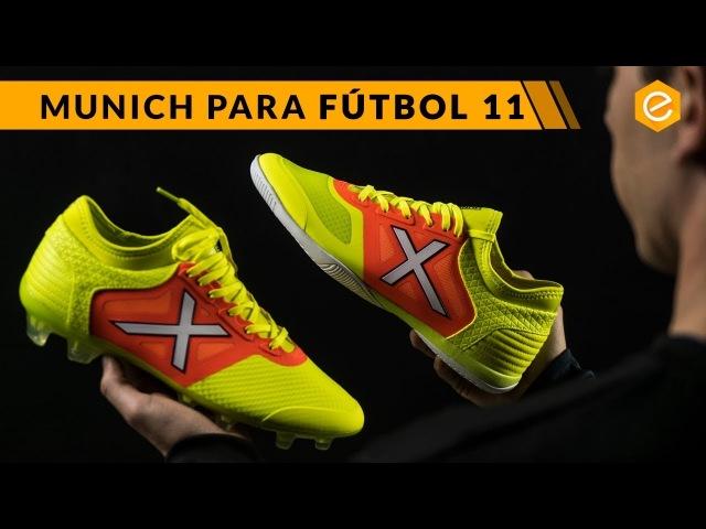 Del Fútbol sala al Fútbol 11 - Review MUNICH TIGA
