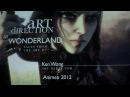 Animex 2012 - Ken Wong's Art Direction in Wonderland Part 1/6