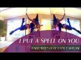I Put A Spell On You  Halloween Pole Dance  Ava Madison