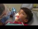 Поход в зубную клинику Dental Svit 💉 Стоматология в Одессе