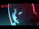 Godzilla: Kaiju Wakusei - трейлер для Нетфликс.