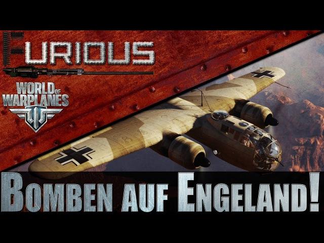 Немецкие бомбардировщики в World of Warplanes: Ju 88 и Do 217