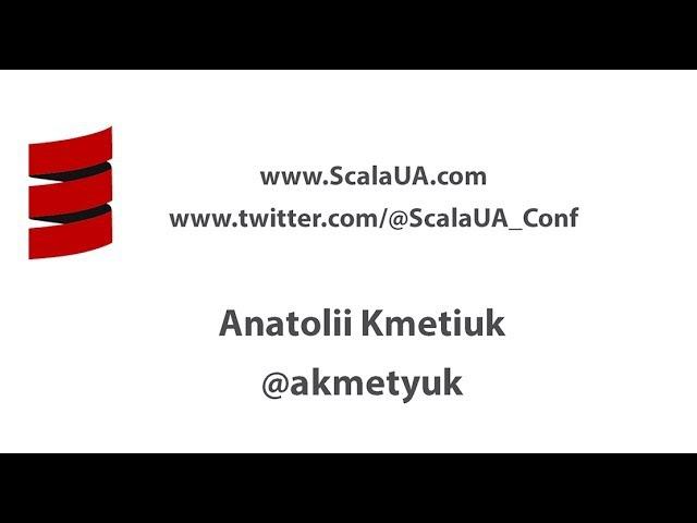 Rewriting Engine for Process Algebra. Anatolii Kmetiuk. ScalaUA2017