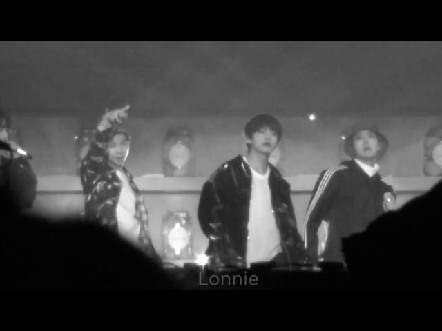 4TH MUSTER COME BACK HOME V focus 180114 (4기 머스터 컴백홈 뷔 포커스)