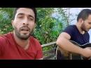 Pərvin Səfərov canli ifa - Əziz dostum akustik gitar Şahin Agalarov (Eziz dostum)