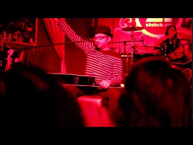 Глеб Самойлоff The Matrixx - Мы под огнём (Зеленоград, клуб
