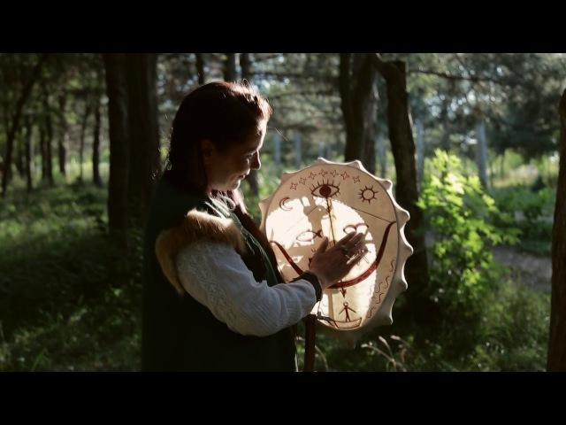 Женский шаманизм: сила и процветание рода в руках женщины. Сеанс сибирской шаманки. Алла Громова