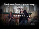 Bon Jovi We Weren't Born To Follow lyrics