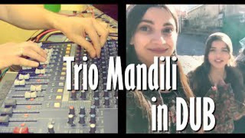 Trio Mandili in DUB - Erti nakhvit [Skank Ranger edit live DUB ]
