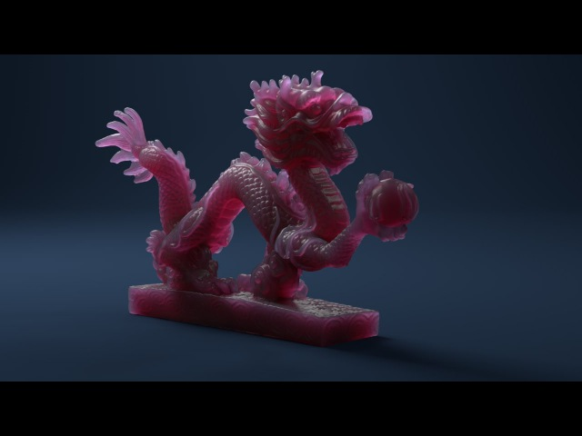 Tutorial No.85: Creating The Dragon Shader in Arnold for Cinema 4d
