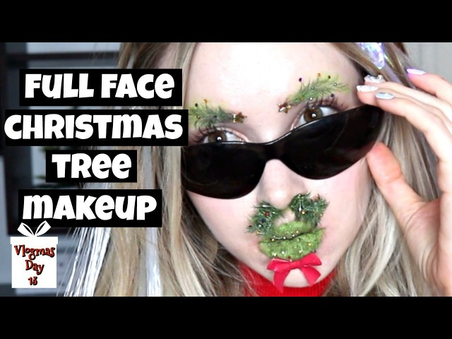 Top Instagram Beauty Trends 2017 (with an Xmas Twist) | Vlogmas Day 14