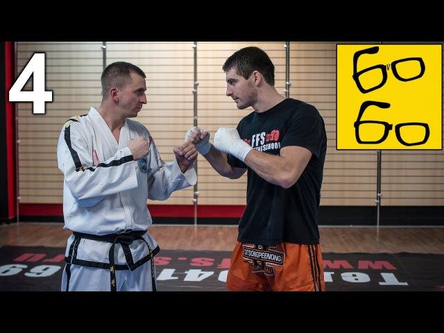 Муай тай против тхэквондо! Спарринг Дунец vs Шаманин — тайский боксер против тхэквондиста (4/6) vefq nfq ghjnbd n['rdjylj! cgfhh