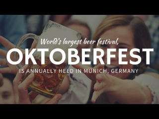 What is Oktoberfest: Best Festivals in the World https://vk.com/topnotchenglish