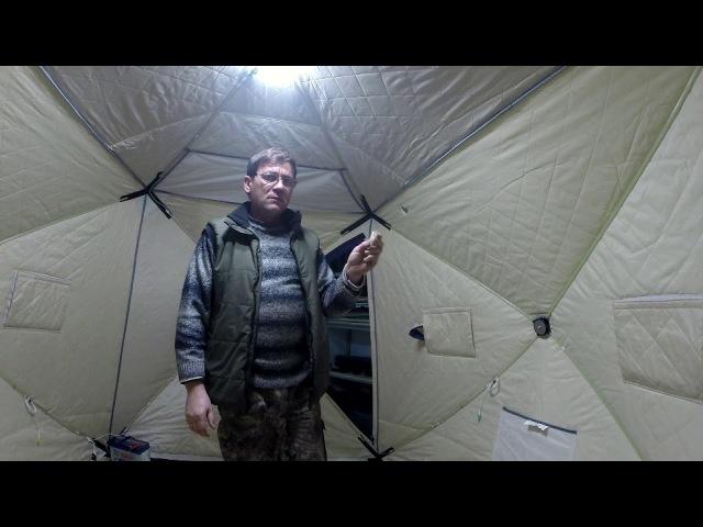 отверстие для трубы в Палатка Polar Bird