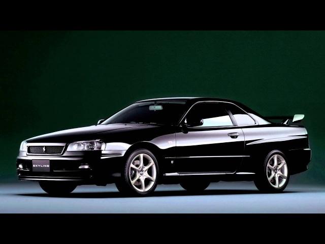 Nissan Skyline GT V ER34 '08 2000–05 2001