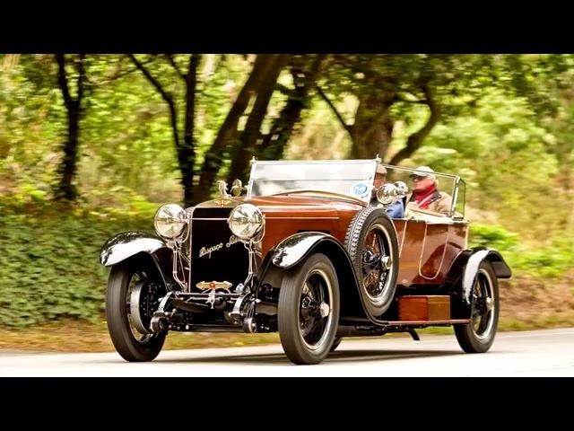Hispano Suiza H6B Labourdette Skiff '1922 32