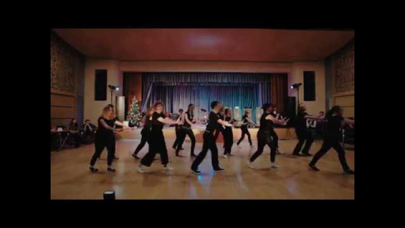 27.12.17 || STS NY Cabaret || Группа Кирилла Родионова - Номер для селфи