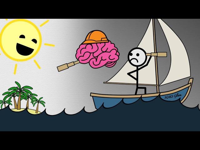 7 способов стать несчастным - CGP Grey3
