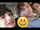 IT Movie Cast😊😊😊 Finn Jack Wyatt and Jaeden CUTE AND FUNNY MOMENTS 2017
