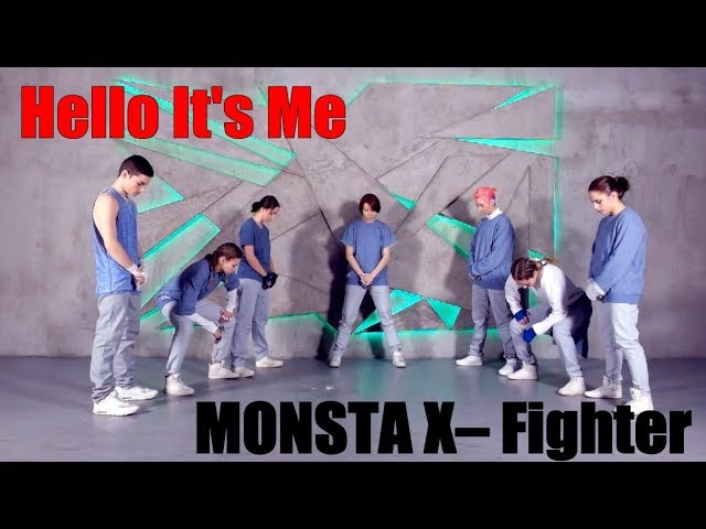 Teaser MONSTA X(몬스타엑스) - Fighter (Dance cover by Hello It's Me)