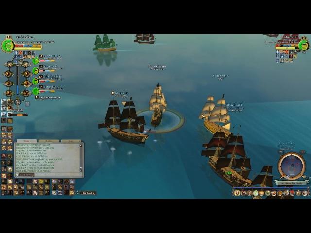 PotBS-5 Rats vs 6 Spaniards (Heavy Ship PvP)