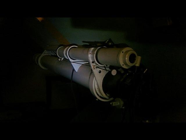 Уникальный советский телескоп Синтез