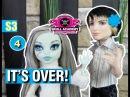 Monster High Doll Series Skull Academy s3 ep4