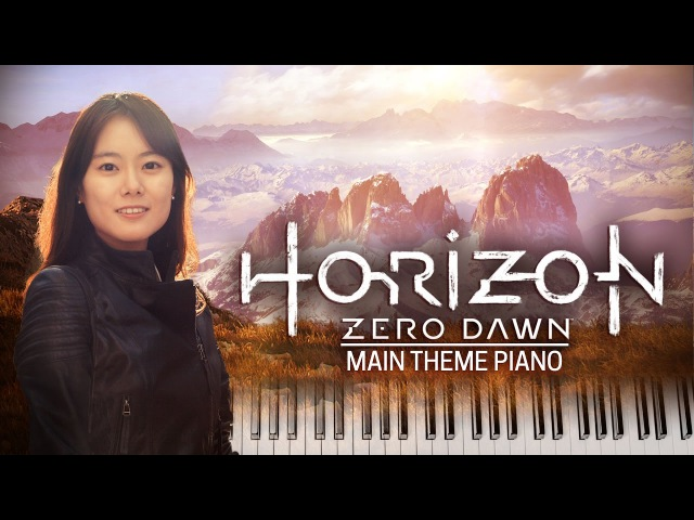 Horizon Zero Dawn | Main Theme | Piano Cover | OST | 호라이즌 제로 던 | 피아노 커버