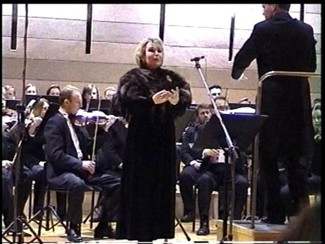 Olga Kondina - Signore, ascolta! - Turandot - Puccini