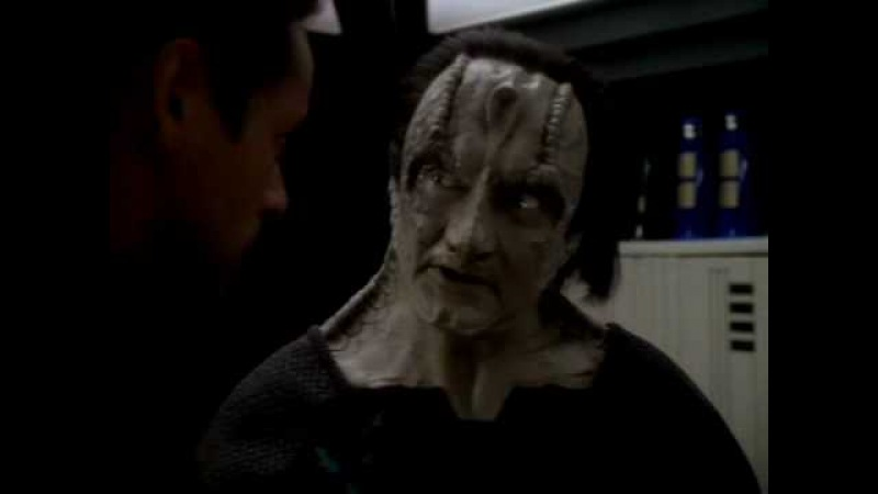 6x01 - A Time to Stand - Garak and Bashir