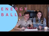 Peanut Butter and Raspberry Protein Energy Balls Ft. Deliciously Ella  Tom Daley