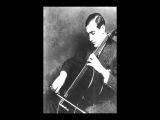 Tchaikovsky - None But the Lonely Heart (arr. Piatigorsky) - Gregor Piatigorsky &amp Karol Szreter