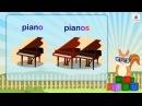 Nouns Singular Plural For Kids English Grammar Grade 2 Periwinkle eng class 2