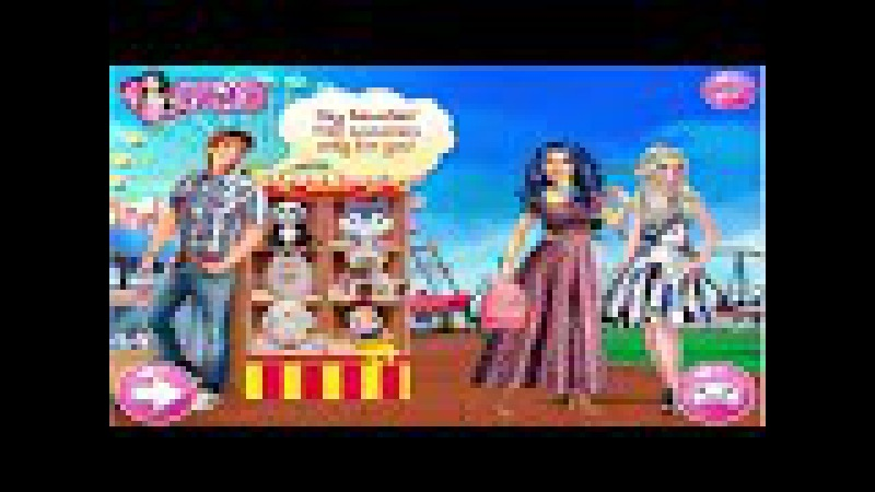 Disney Princess Games Princesses Funfair Adventure