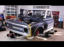 1969 Chevrolet C-10 SEMA Don Hardy LS3 550HP Build Project