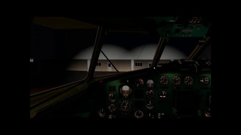 UWWW-UUWW Tu-154M VATSIM
