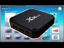 ТВ бокс X96 Mini 800 каналов и HD видео за 20$ Моя инструкция по настройке