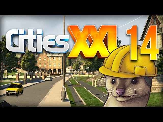 Let's Play Cities XXL - Part 14 - MAGICAL CAR DEALERS ★ Cities XXL Gameplay
