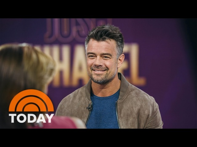 Josh Duhamel Talks About New Series 'Unsolved And Film 'Love, Simon' | TODAY