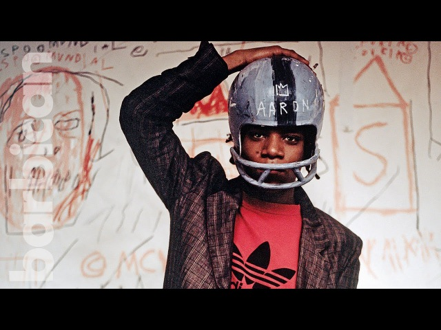 Basquiat: Boom For Real at the Barbican