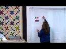 LeMoyne Magic Strip Pattern by Cozy Quilt Designs