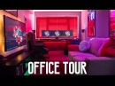 MY BRAND NEW ULTIMATE OFFICESTUDIOGAMING SETUP TOUR 2018!!!!
