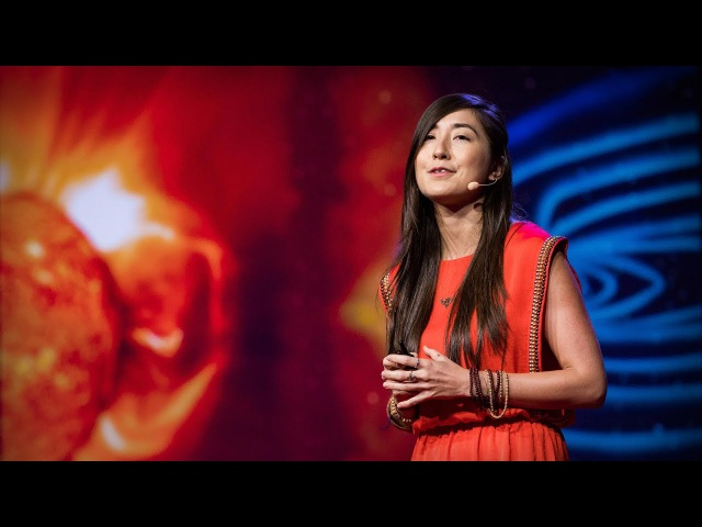 Lessons from a solar storm chaser | Miho Janvier